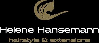Helene Hansemann hairstyle & extensions logo