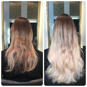 Hairstyle & Extensions